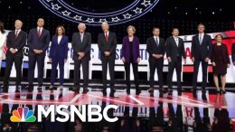 Democratic Donors Are 'Anxious' About Their Candidates | All In | MSNBC 9