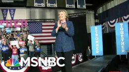 Chris Hayes Comments On The End Of The Hillary Clinton Emails Story | All In | MSNBC 8