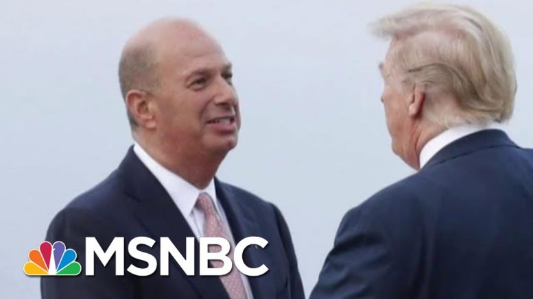 Fmr. Undersecretary: Sondland 'In Great Jeopardy' After Taylor Deposition | The Last Word | MSNBC 1