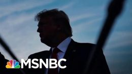 Why Amb. Taylor's UA Testimony May Be Pivotal To Trump's Future As President   The 11th Hour   MSNBC 5