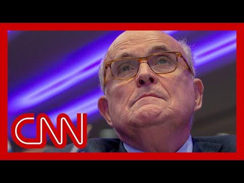 Subpoena indicates Feds interested in Giuliani's businesses 8