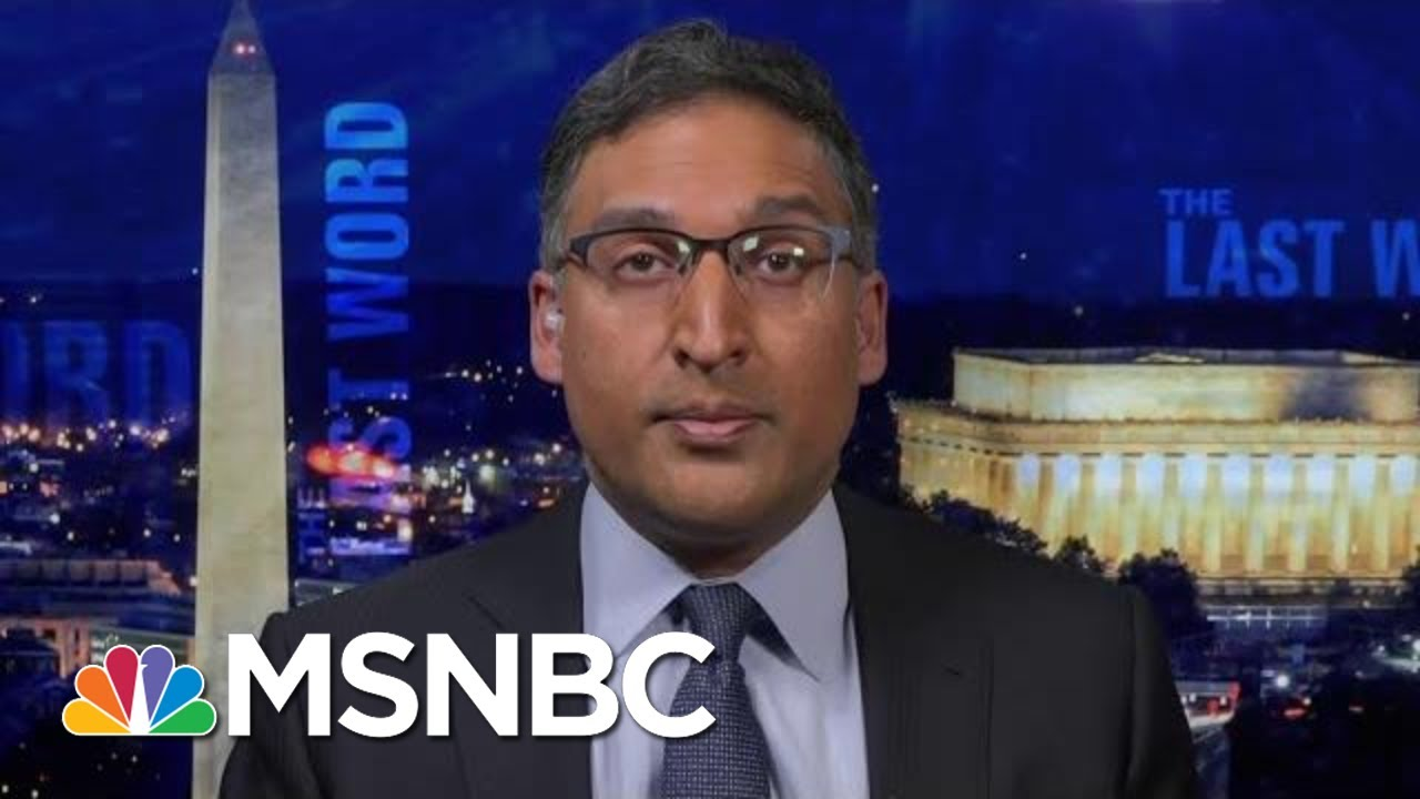 Neal Katyal On The Case For Impeaching President Donald Trump | The Last Word | MSNBC 3