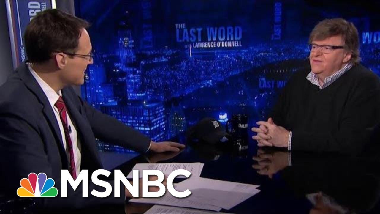 Michael Moore On Surviving Politics Talk At Thanksgiving Table | The Last Word | MSNBC 6