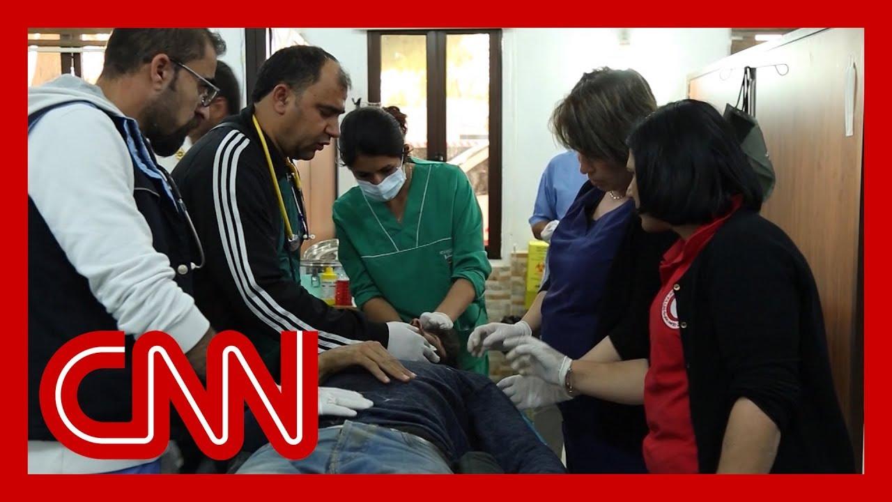Kurds accuse Turkey of targeting medics 5
