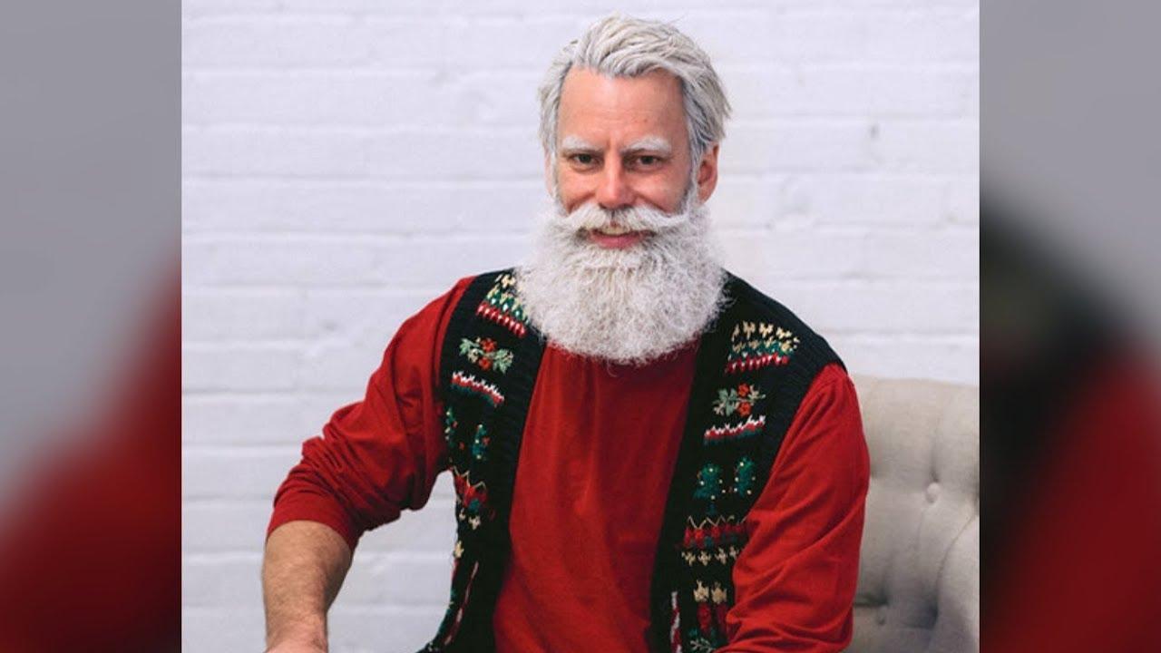 'Kinda hot' Santa melting hearts at West Edmonton Mall 10