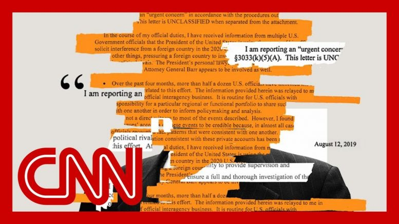 Jeffrey Toobin: Yes, unmasking a whistleblower is illegal, it's harassment 1