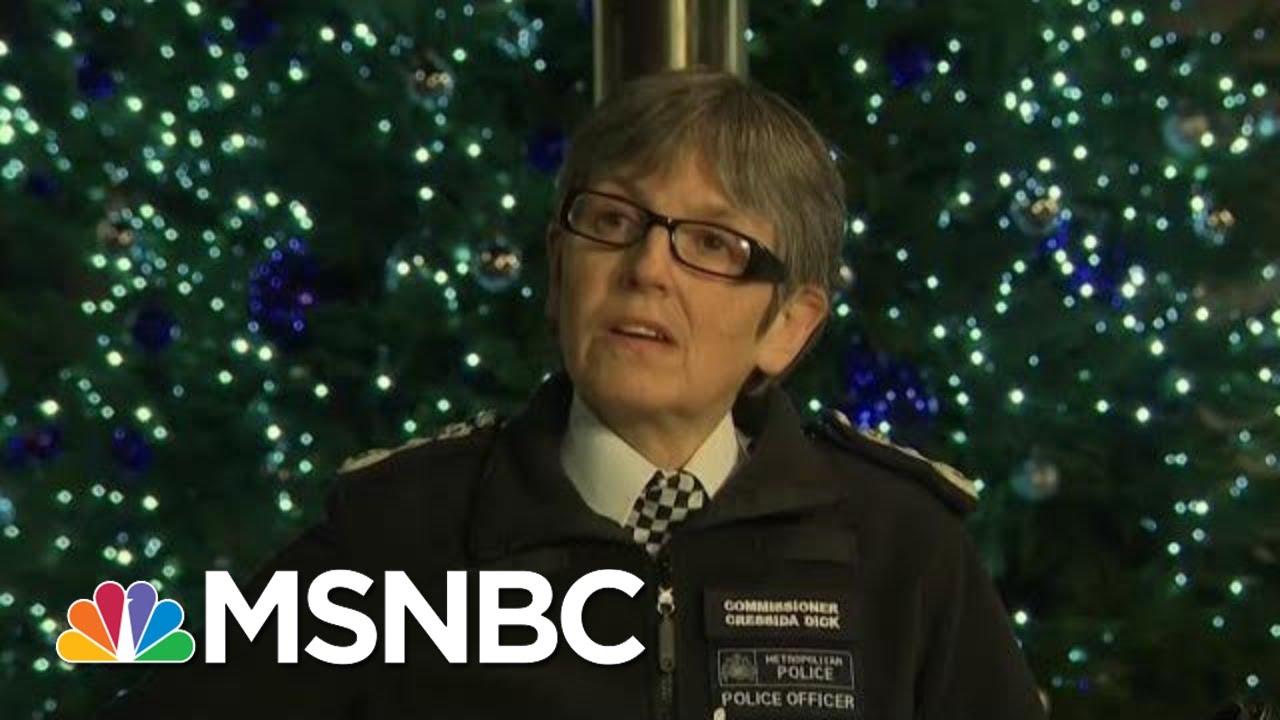 Two Killed In London Bridge Stabbing Attack | Katy Tur | MSNBC 3