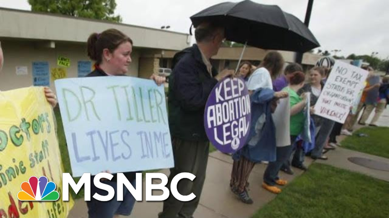 Abortion Clinics Face Down Myriad Pressures To Remain Open | Rachel Maddow | MSNBC 8