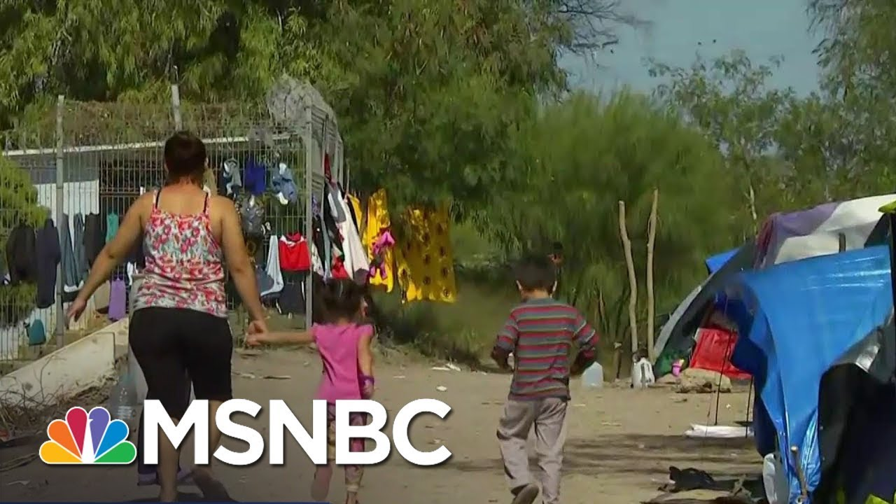 Whistleblower: US Violates International Law By Sending Asylum Seekers To Mexico | MSNBC 9