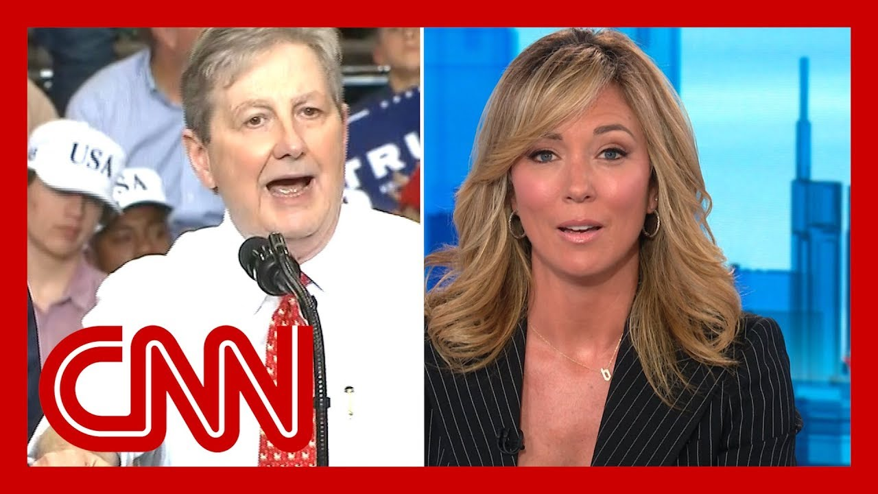 CNN anchor reacts to Sen. Kennedy's Pelosi insult 11