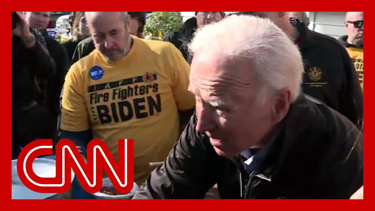 Joe Biden shocked by reporter's question: Are you joking? 3