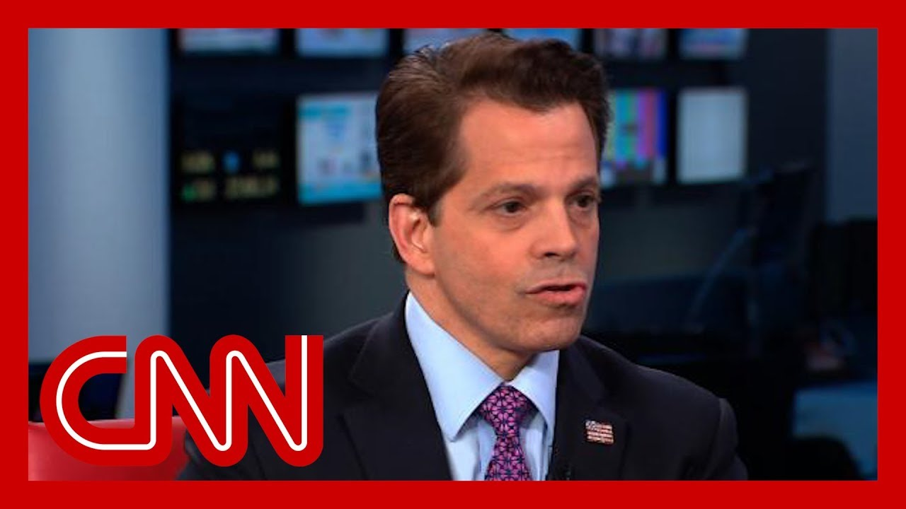 Anthony Scaramucci likens Donald Trump support to a cult 5