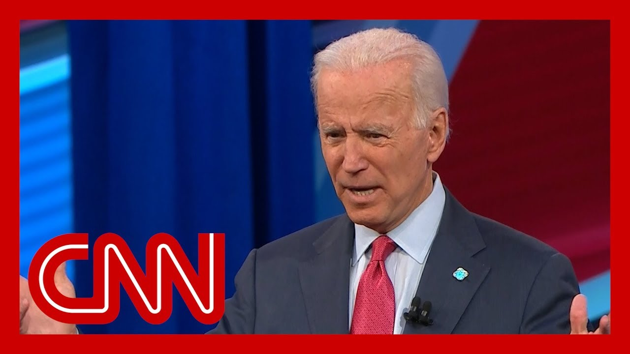 Biden comes out against 'Medicare for All,' slams Warren 3