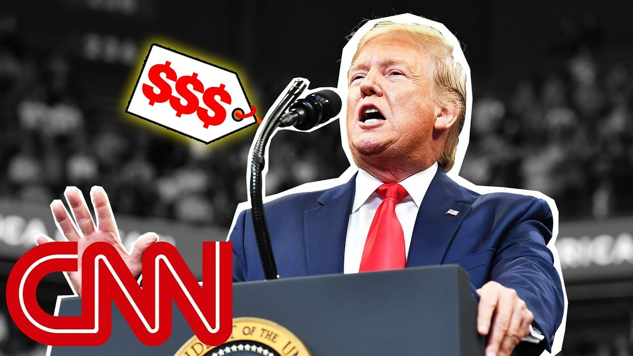 Who pays when Trump comes to town? 5