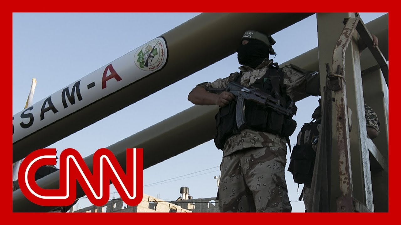Gaza militants appear to be improving rocket designs 10