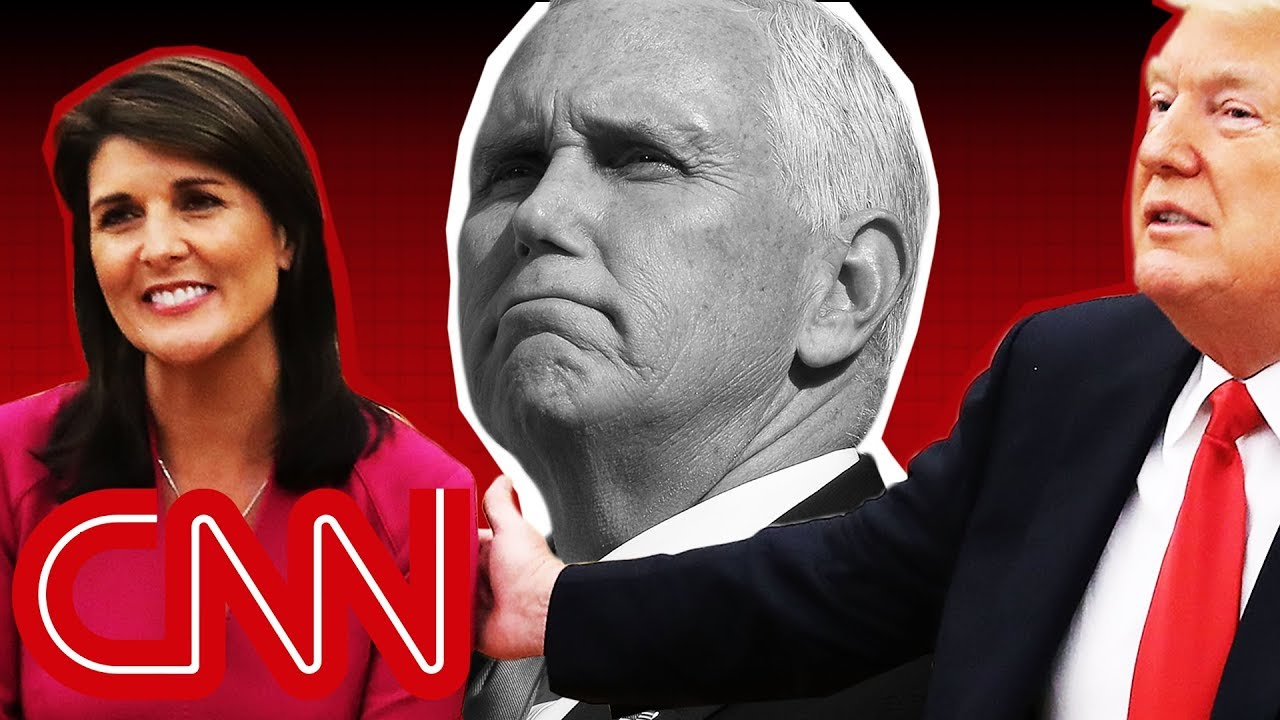 President Trump and Nikki Haley's complicated relationship 3