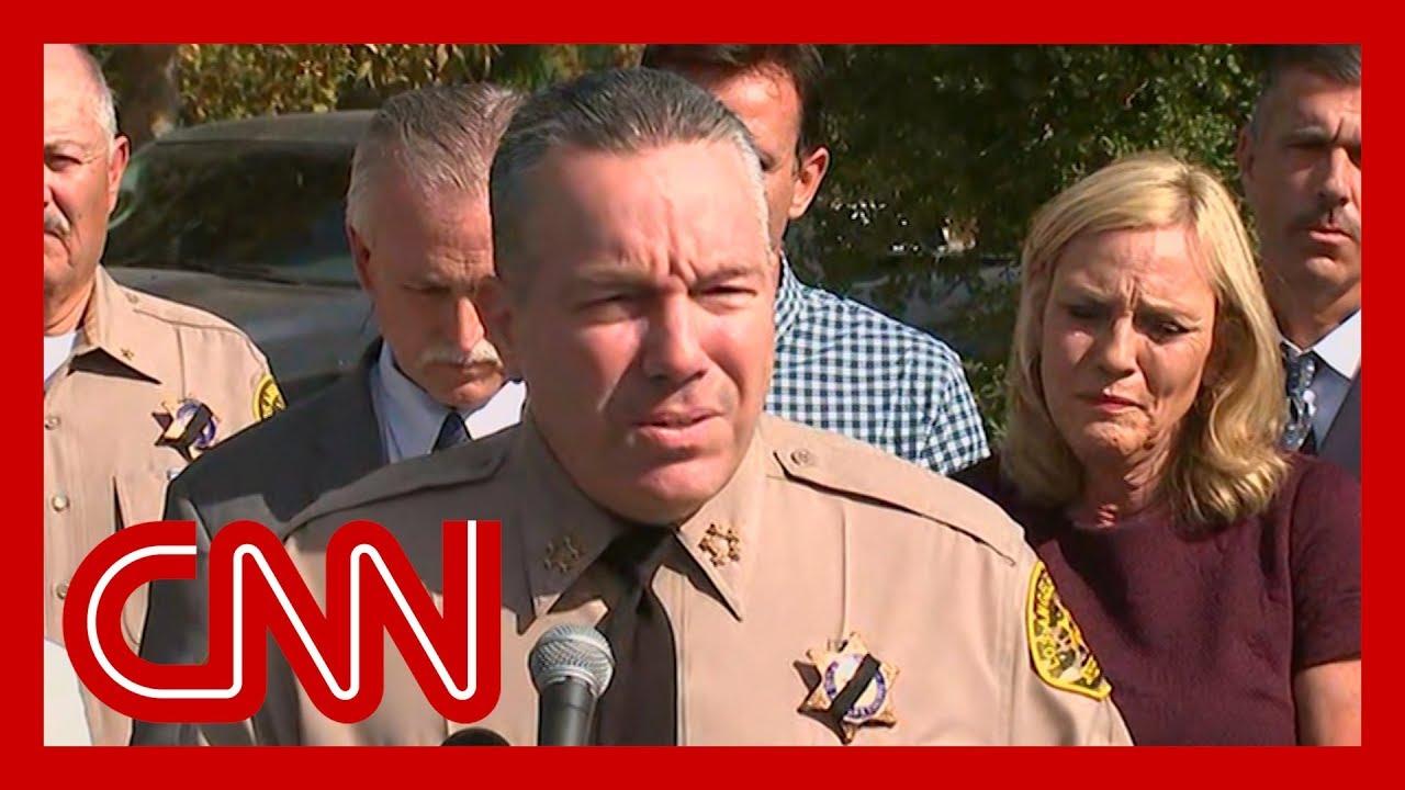 Deadly high school shooting in Santa Clarita, California 3
