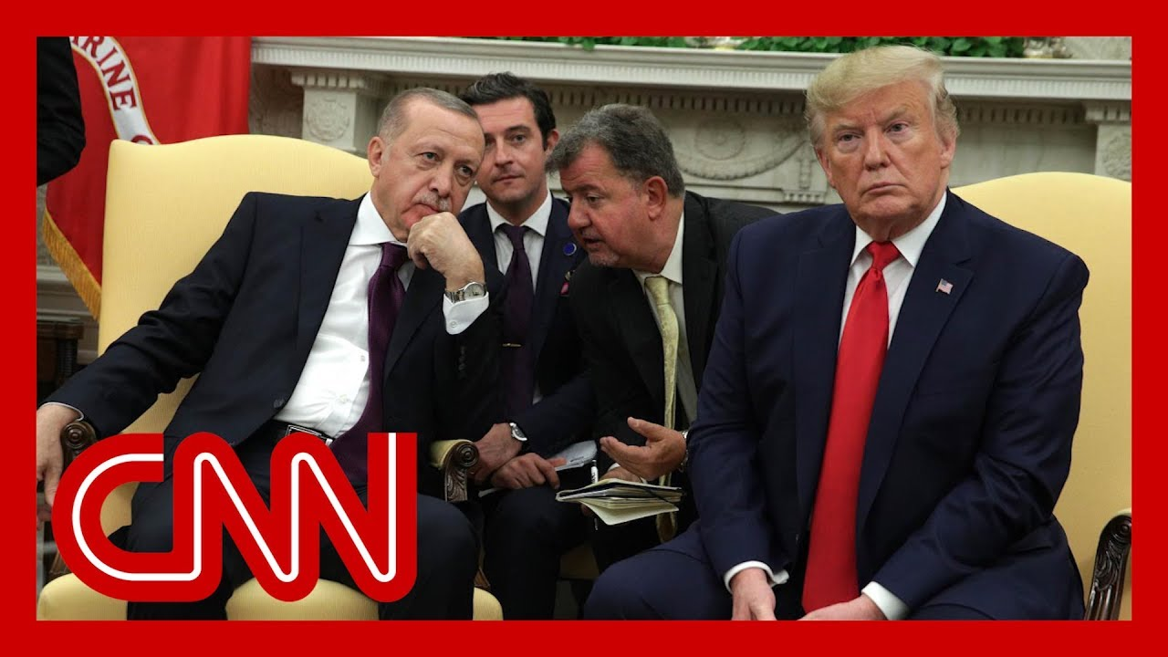 Erdoğan showed GOP senators and Trump propaganda video during WH meeting 2