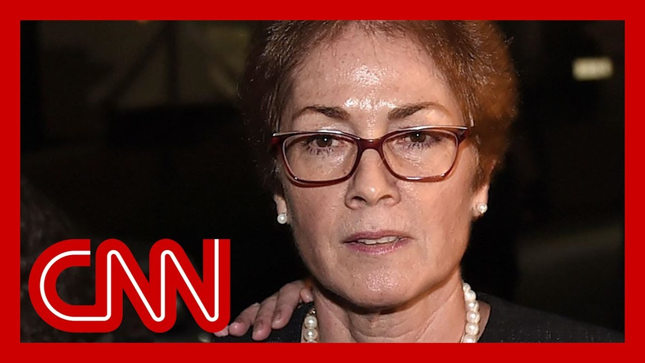 Impeachment witness Marie Yovanovitch called 'bad news' by Donald Trump 5