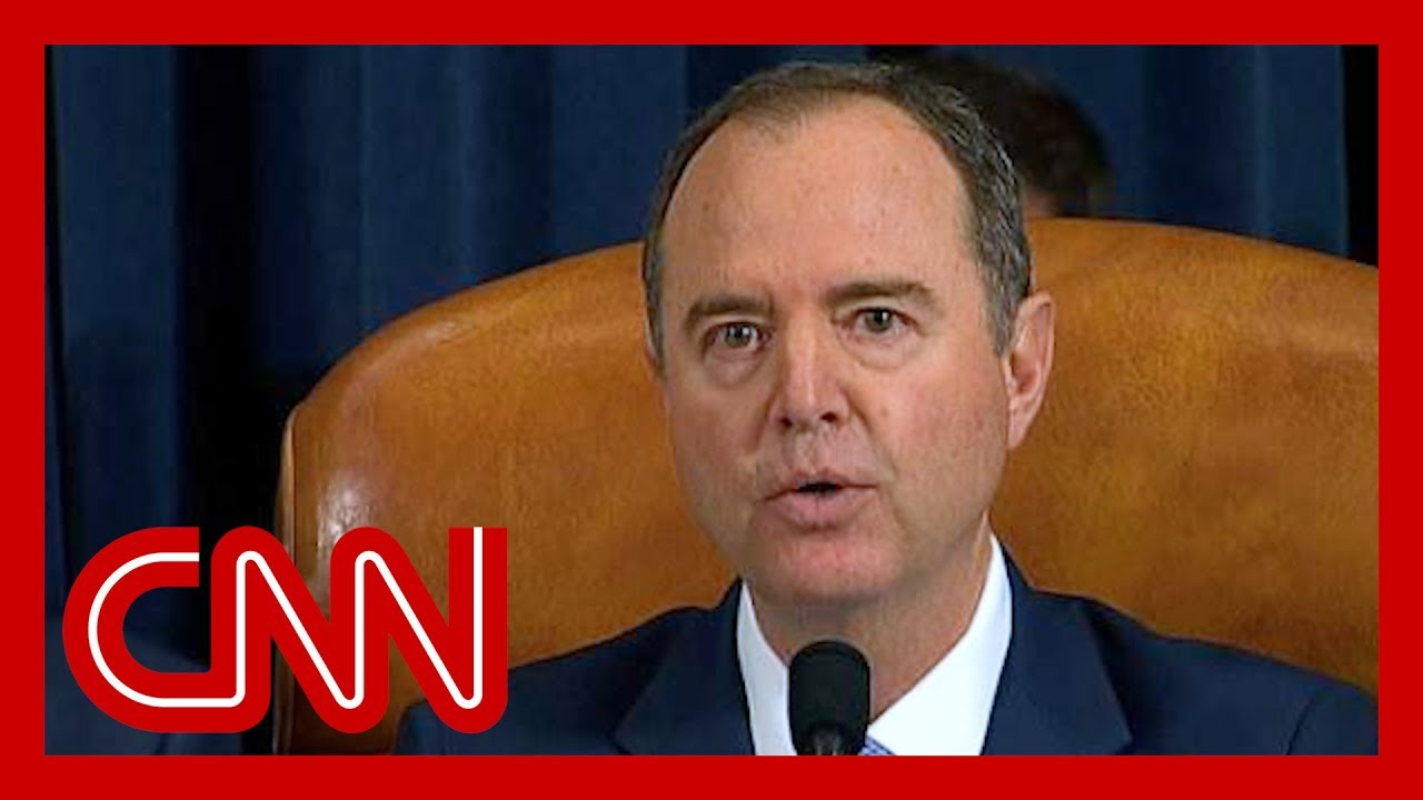 Adam Schiff delivers opening statement before Marie Yovanovitch's testimony 8