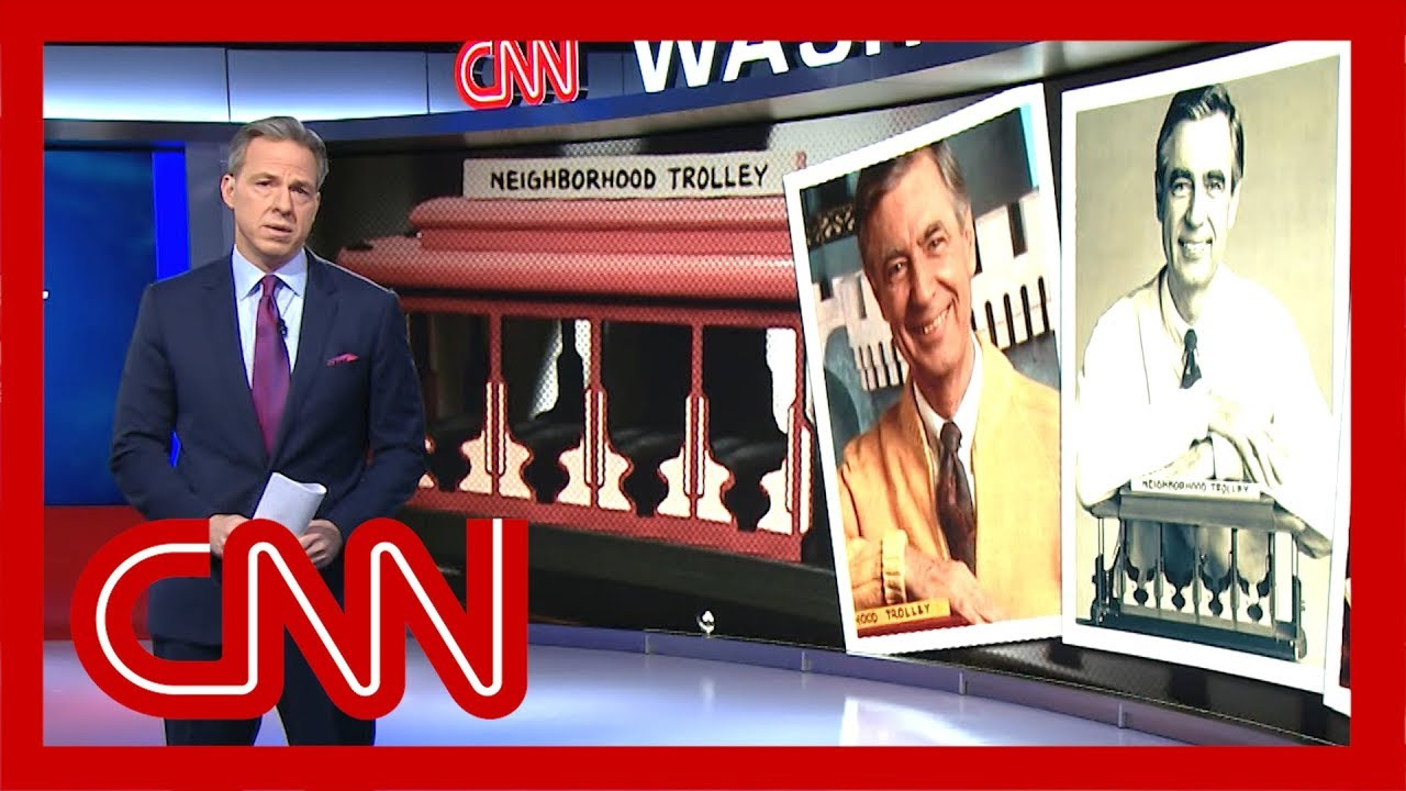 Jake Tapper rethinks today's politics through the lens of Mr. Rogers 6
