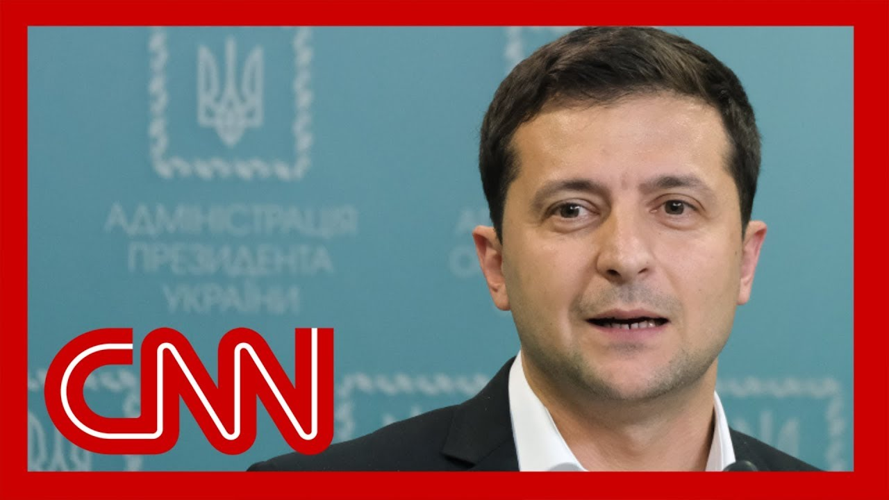 How Ukrainian President Zelensky almost appeared on CNN ... and then didn't 5