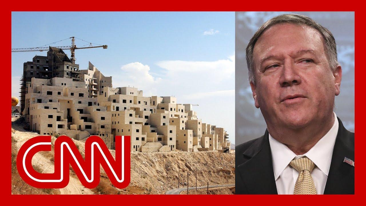 Trump reverses longstanding policy on Israeli settlements 3