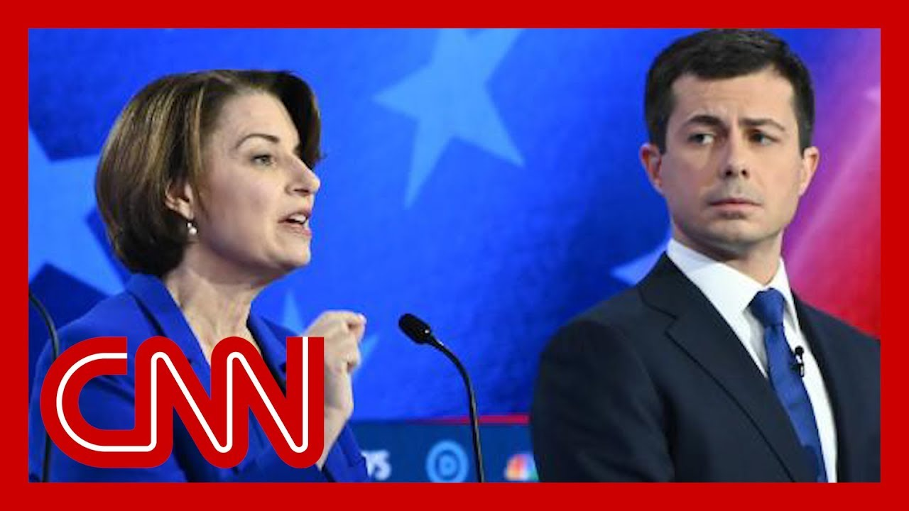 Amy Klobuchar asked about Pete Buttigieg comments 6