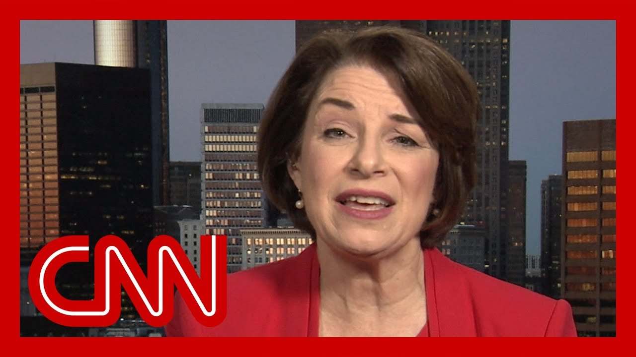 Klobuchar on hearings: This is a 'decency check' on Trump 5