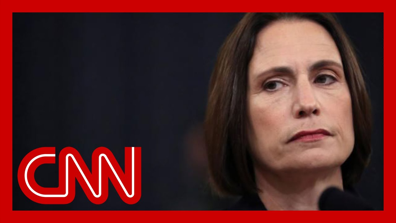 Hear Fiona Hill's full opening impeachment hearing remarks 7