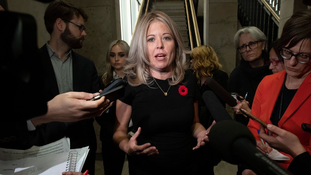 "Tory leadership team ""owed a chance"" to lead caucus: Michelle Rempel 5"