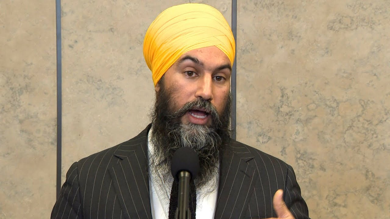 Full press conference: Jagmeet Singh on meeting with PM Trudeau 8