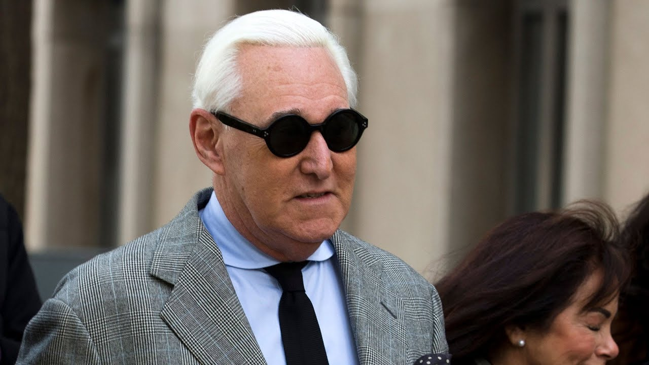 Roger Stone found guilty on all counts and could spend up to fifty years in prison 2