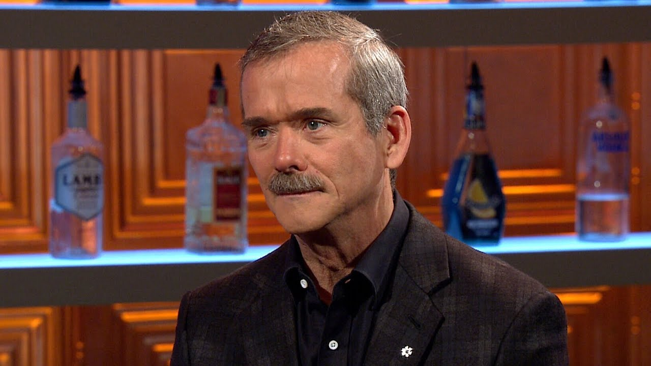 Astronaut Chris Hadfield: From space dreams to space flight 10