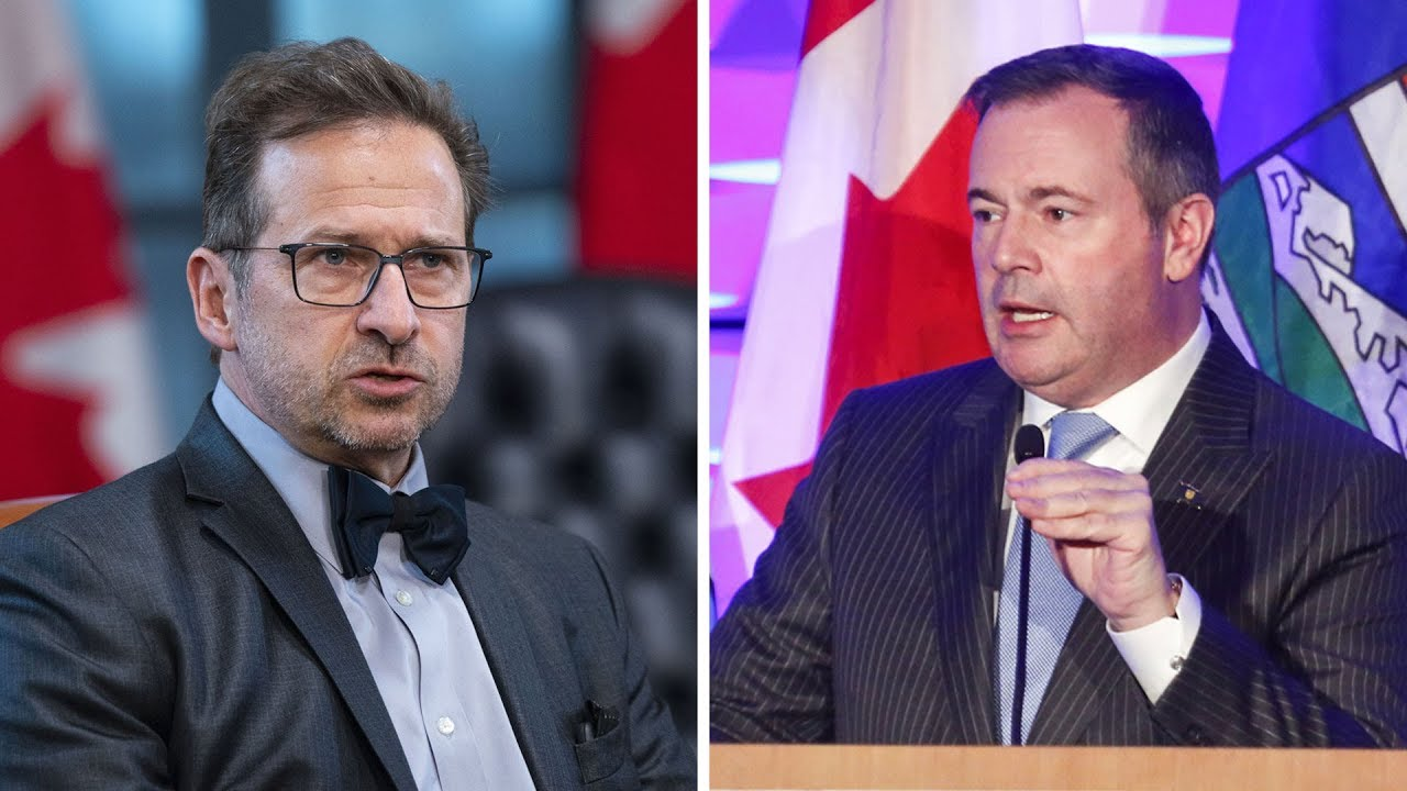 War of words between the Bloc's Yves-François Blanchet and Alberta's Jason Kenney 9