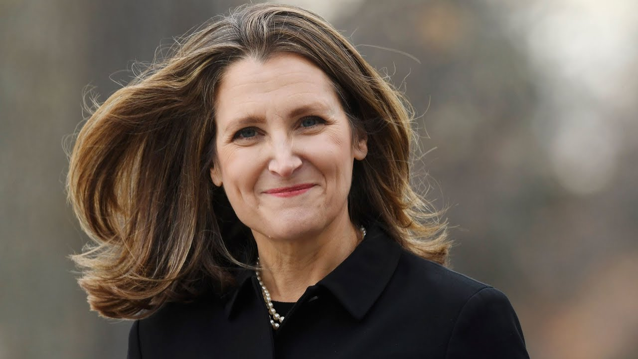 Don Martin: Chrystia Freeland brings promising abilities as deputy PM 9