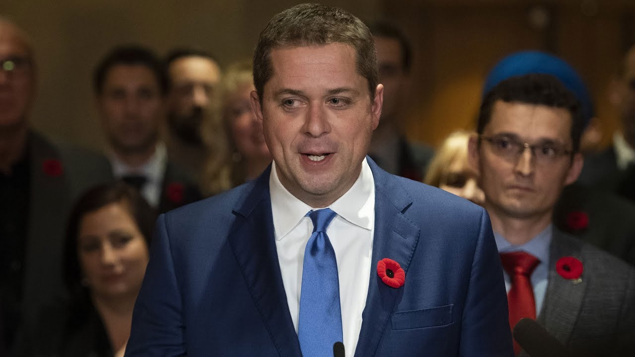 Andrew Scheer fires two top staff in the wake of election loss 7