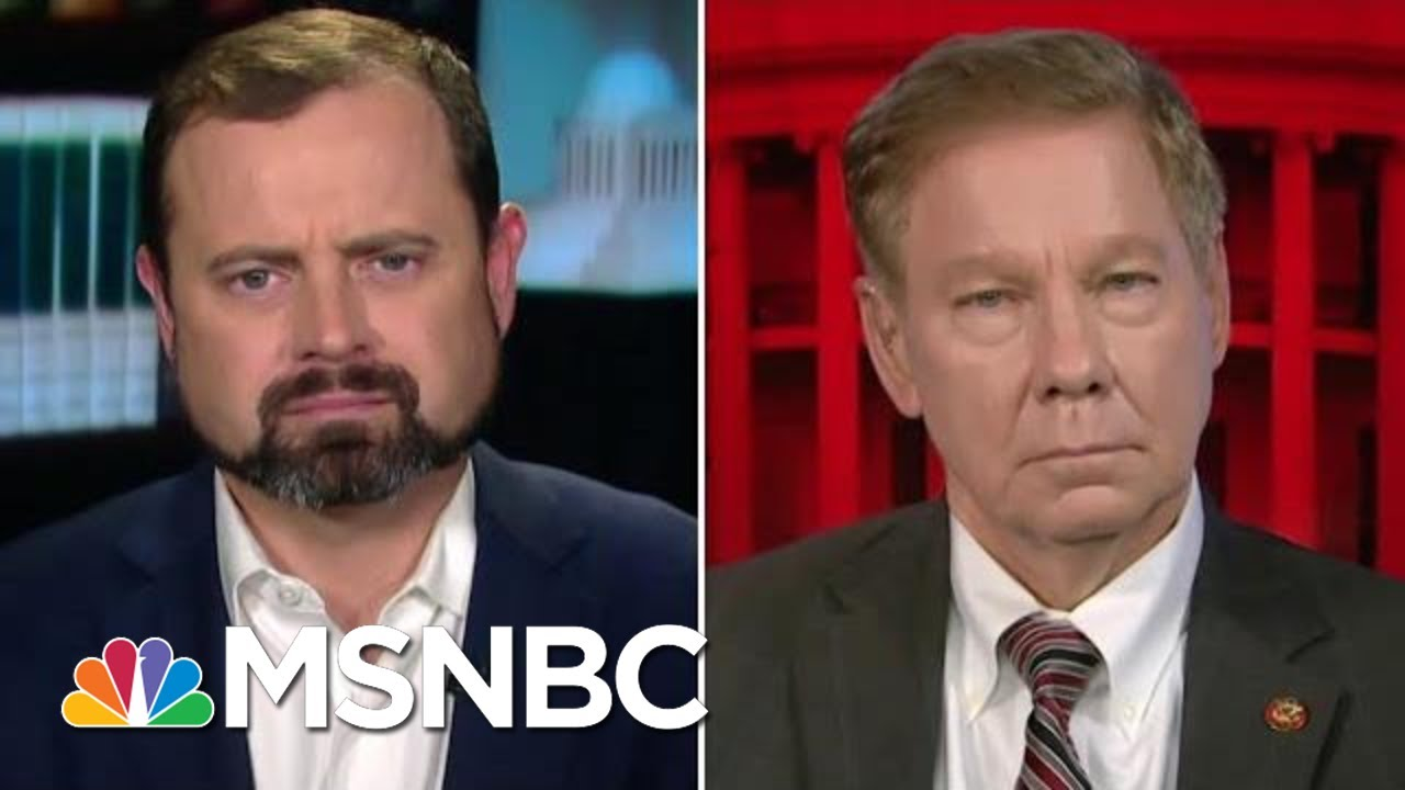 Congressional Veterans On Trump Impeachment And How Politicians View 'Tough Votes' | MSNBC 6