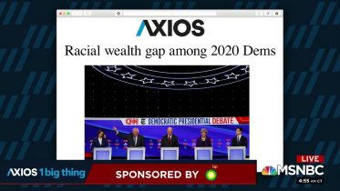 1 Big Thing: Racial wealth gap among 2020 Dems 10