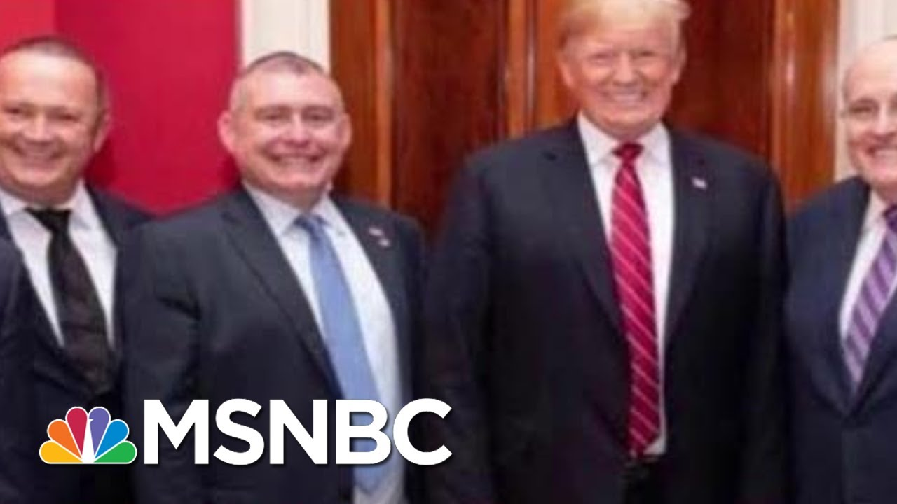 Giuliani Associate Agrees To Cooperate With Impeachment Inquiry | Deadline | MSNBC 6