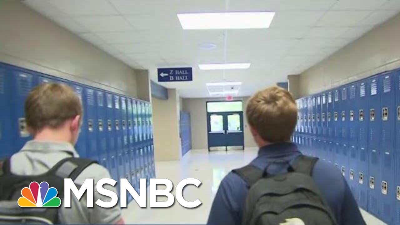Students Struggling As U.S. Test Scores Barely Budge | Velshi & Ruhle | MSNBC 5