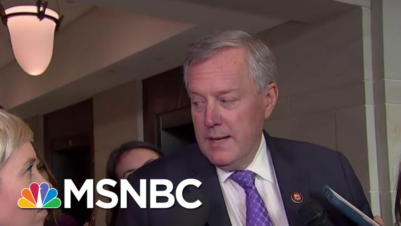 Meadows: Defending President Donald Trump Is 'Getting Easier' As More Officials Testify | MSNBC 2