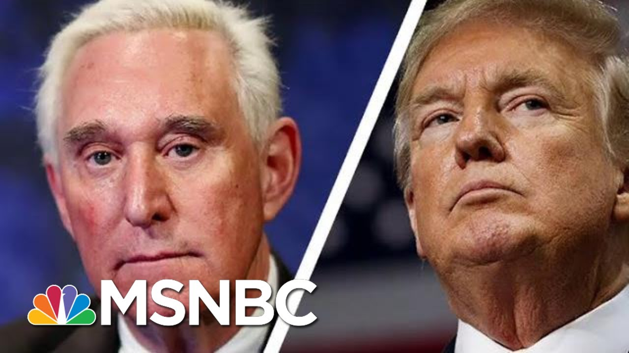Trump's Justice Department Suggests Trump May Have Lied To Mueller | MSNBC 2