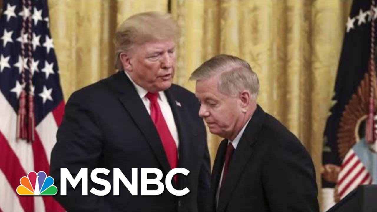 Republicans Struggle To Find Some Way To Defend Trump   All In   MSNBC 4