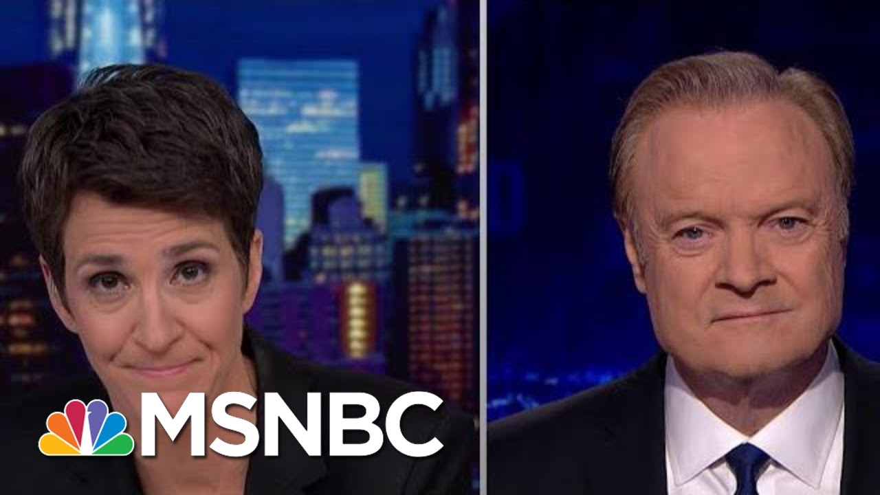 Lawrence And Rachel On 'Anonymous' Book: 'This Is A Warning About Danger To The Country' | MSNBC 5