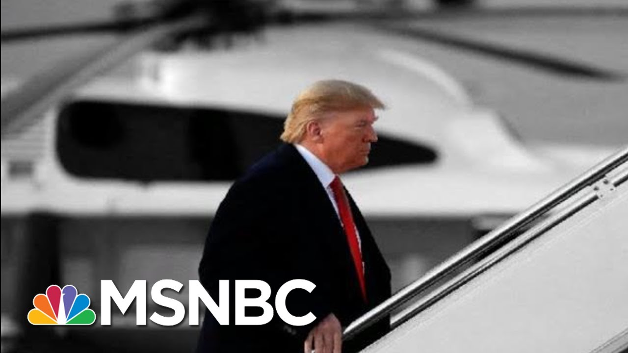 Day 1,022: A Book By 'Anonymous' Describes Trump As A Danger To The Nation | The 11th Hour | MSNBC 4