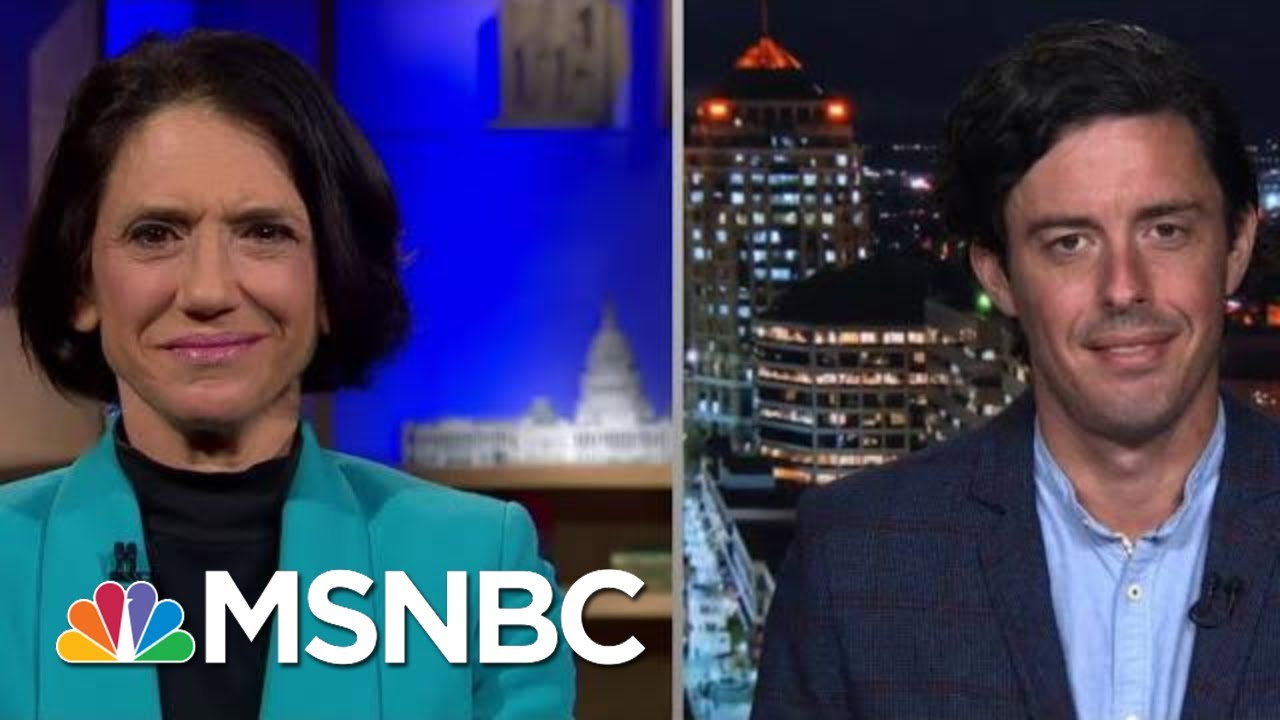 GOP Struggles With Impeachment Strategy To Defend President Donald Trump | The Last Word | MSNBC 3