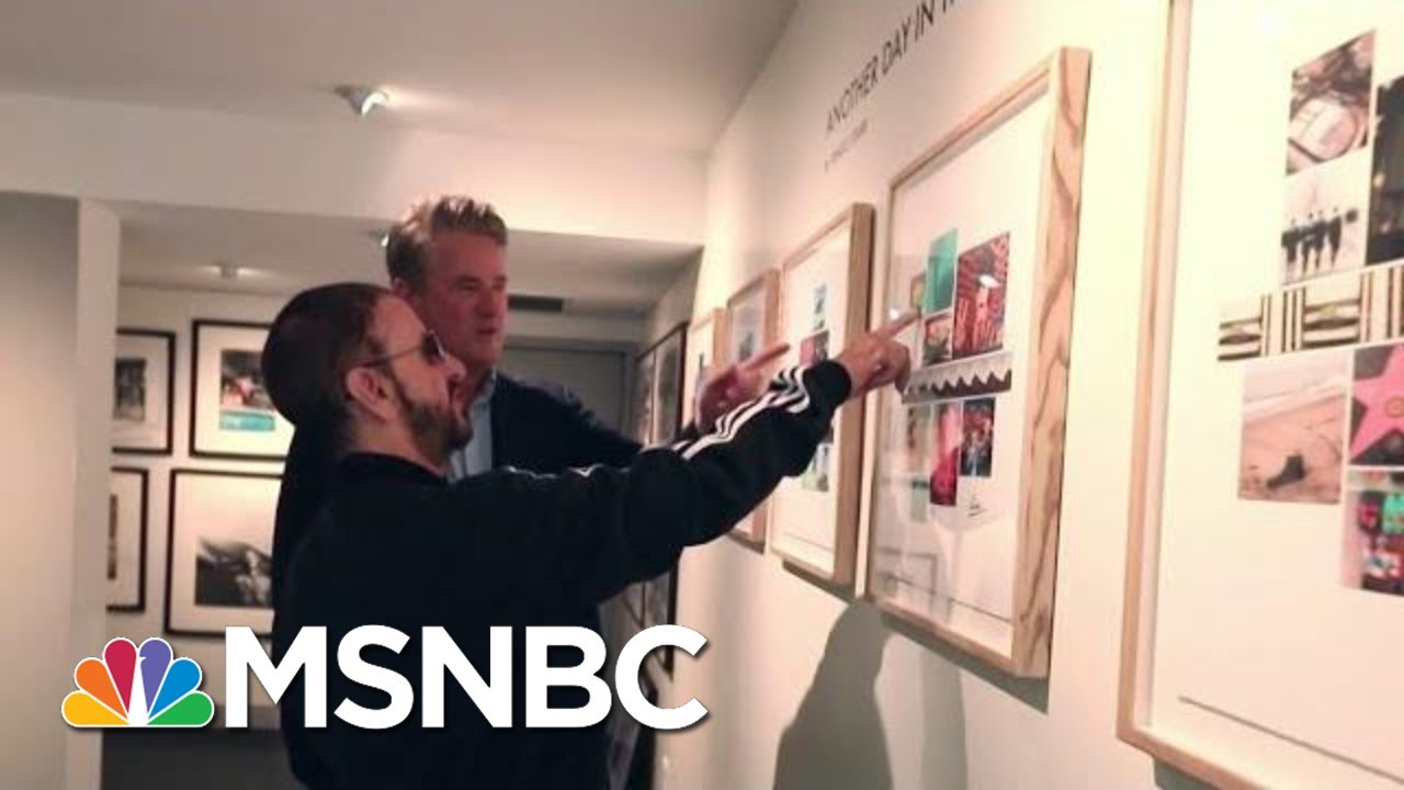 Ringo Starr Looks Back At How His Life Changed In 1964 | Morning Joe | MSNBC 11