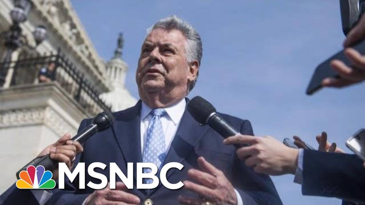 Rep. Peter King Announces Retirement: 'This Was Not An Easy Decision' | Velshi & Ruhle | MSNBC 7