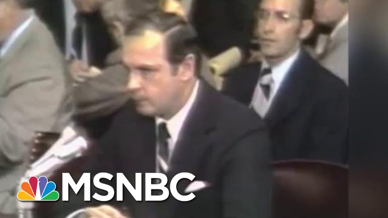 Trump's Watergate? Dems On Offense With First Public Impeachment Hearings | MSNBC 6
